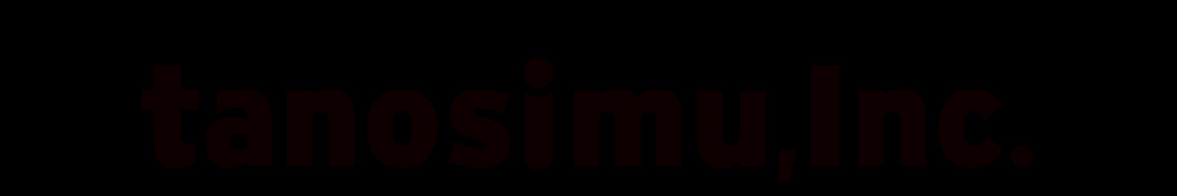 株式会社 tanosimu